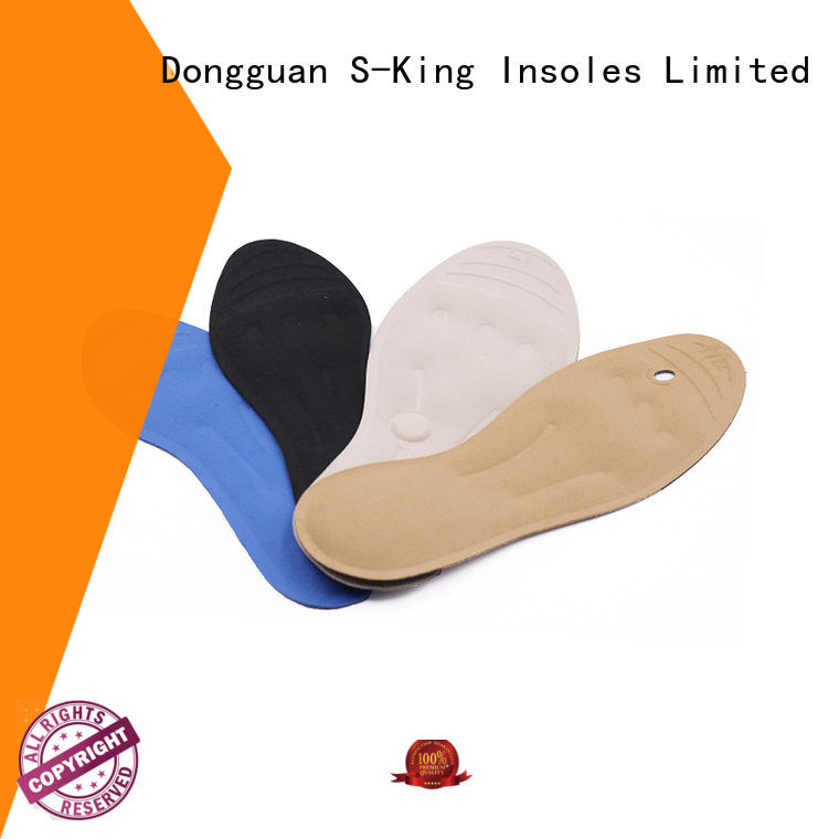 Cooling massaging insoles therapeutic inserts for stand