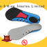 New custom orthotics for flat feet factory for footcare health