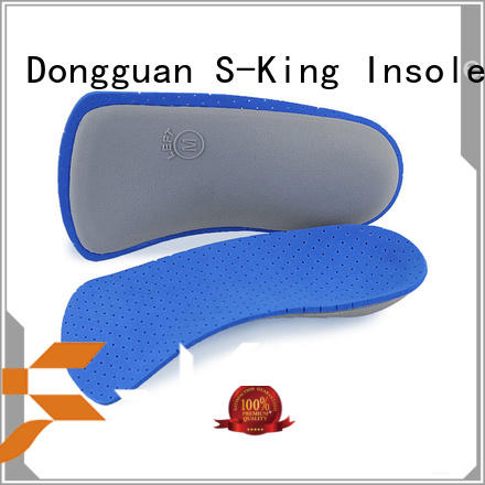 S-King orthotic arch support insoles Suppliers for sports