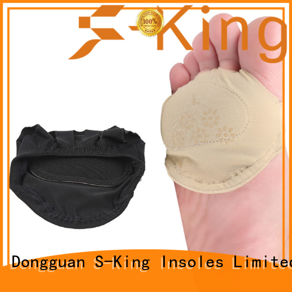 S-King Best forefoot gel pads Supply for forefoot pad