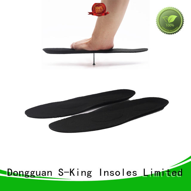 S-King trainer insoles Supply for boots