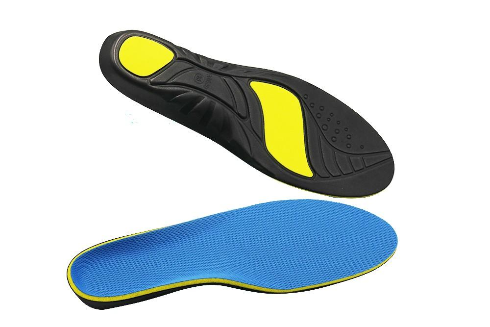 S-King orthotic insoles for flat feet for stand-1