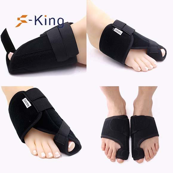 S-King-Hallux Valgus Splint Manufacture | Foot Care Big Toe Straightener Orthotic-1