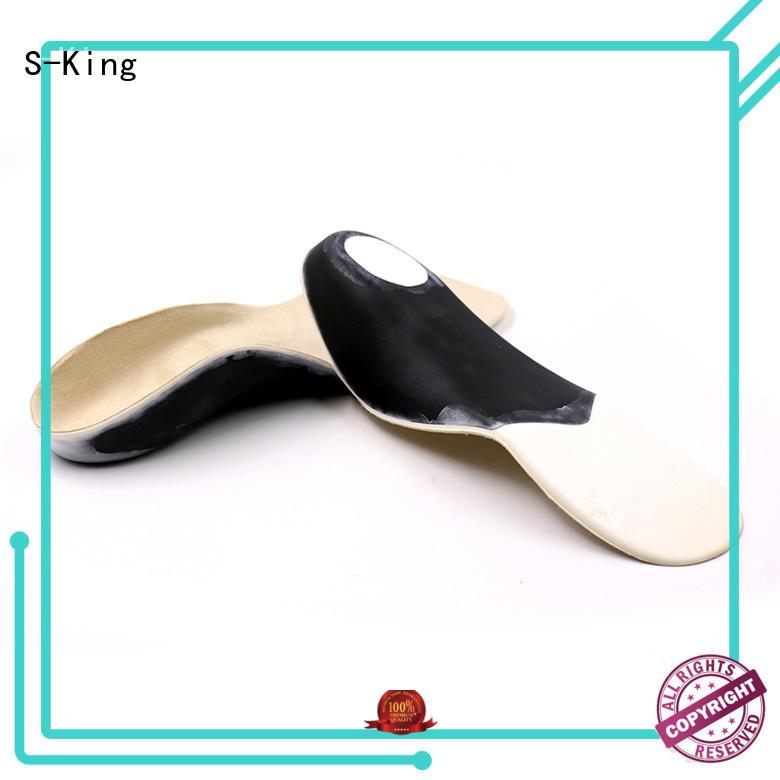 shoe orthopedic full orthotic insoles eva S-King Brand