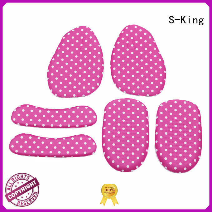 S-King forefoot gel pads Suppliers for forefoot pad