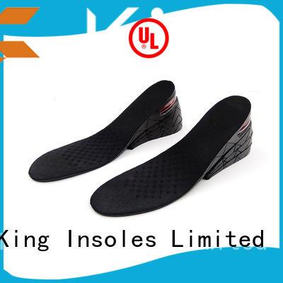 S-King Custom look taller shoe inserts
