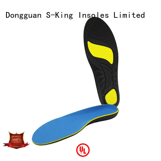 S-King High-quality custom foot orthotics company for sports