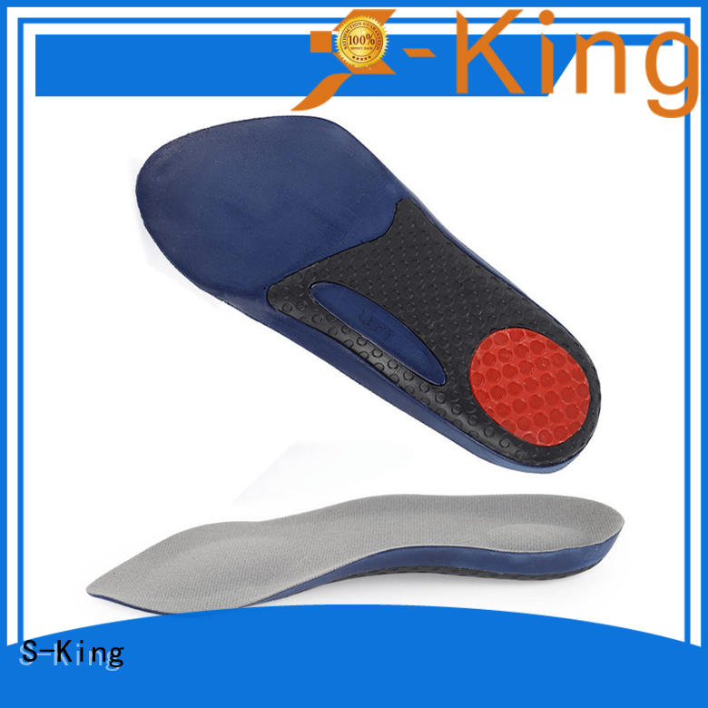 S-King orthotic arch support insoles Supply for stand