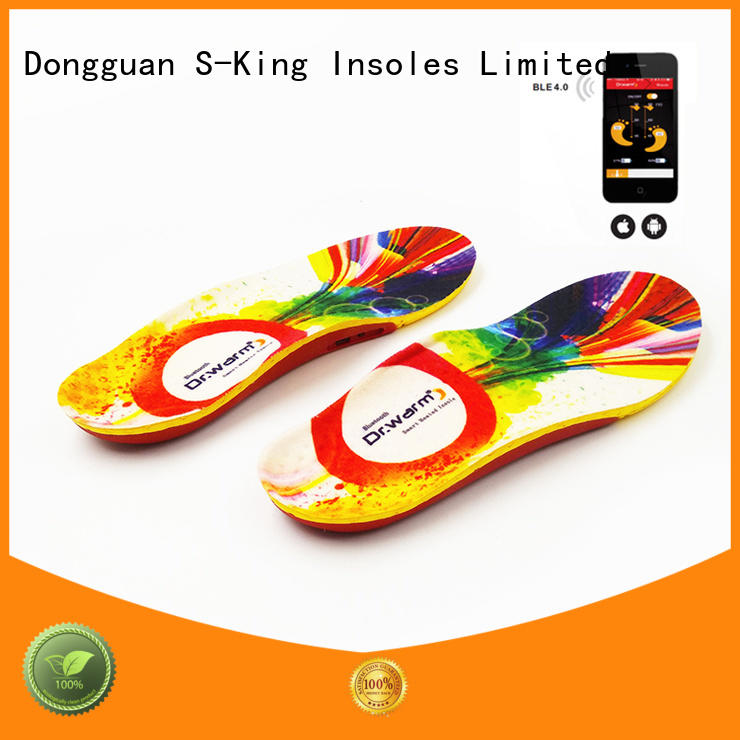 battery heated insoles electric foot heated insoles manufacture