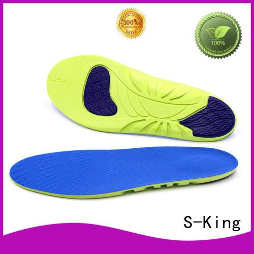 Wholesale massage memory foam insoles S-King Brand