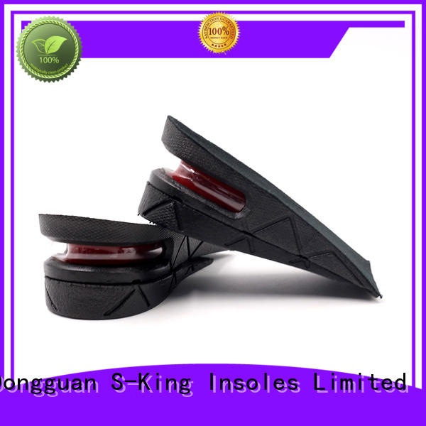 S-King Brand kit inserts height insoles manufacture