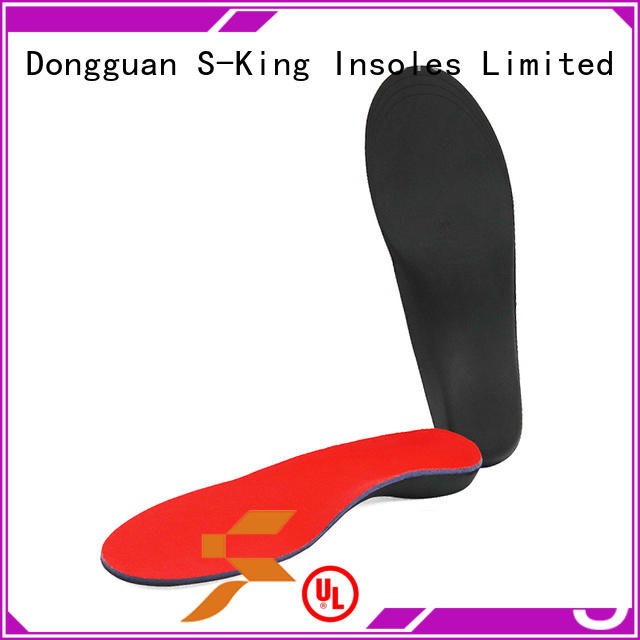 S-King massage orthotic inserts for flat feet for flat feet for sports