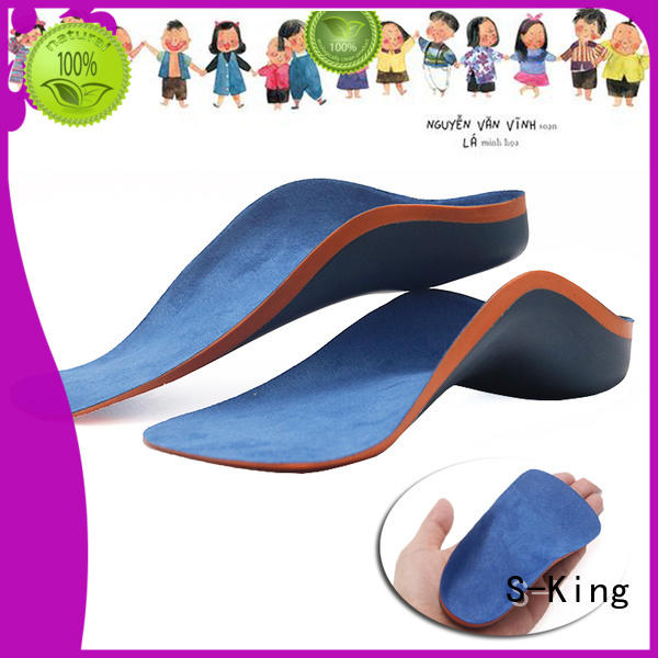 insole kids gel insoles for kids S-King manufacture