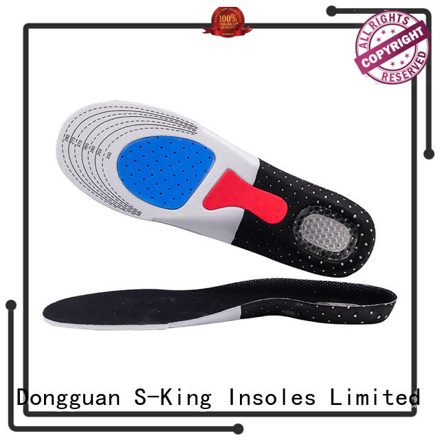 New orthotic shoe inserts arch support factory for walk