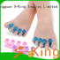 High-quality yoga shoes toe separators Suppliers for hammer toes