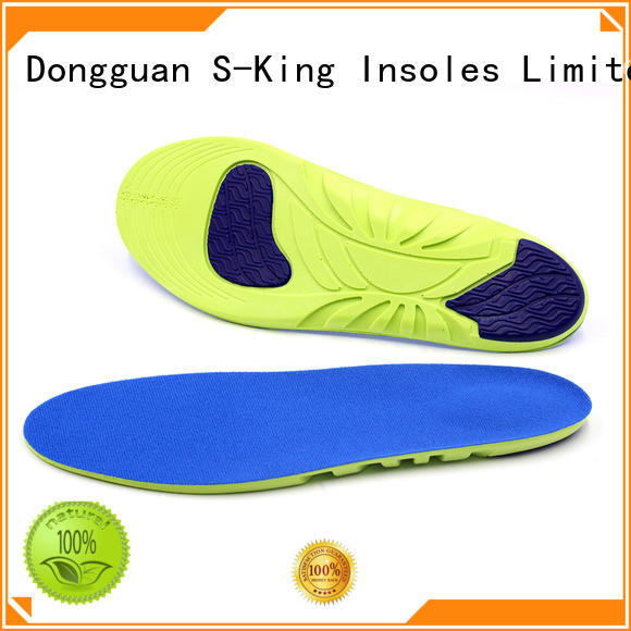 insoles breathable foam insoles crivit sports S-King company