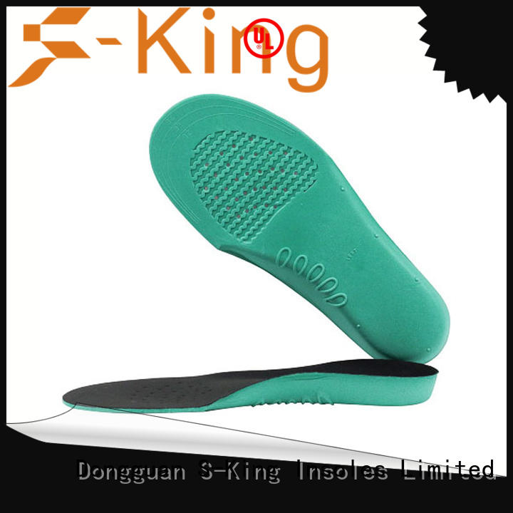 Children's Athletic Memory Foam Insoles For Arch Support and Comfort