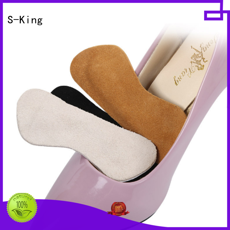 S-King Eco-friendly, heel liners for shoes too big kit friction