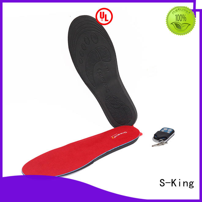 S-King boot insoles canada Supply for shoes