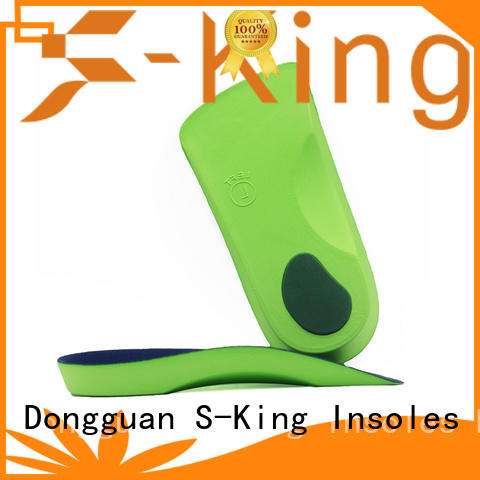 S-King orthotic shoe inserts arch support price for eliminate pain