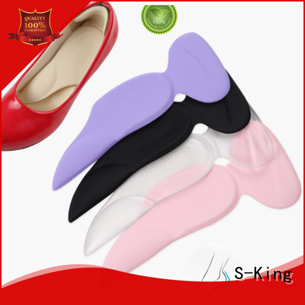S-King Brand lady grips heel liner manufacture