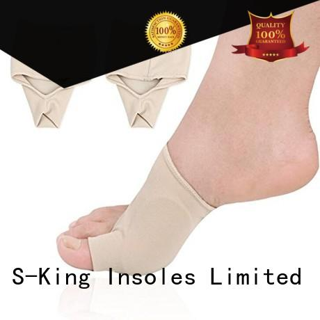socks foot treatment socks with arch support for stand S-King