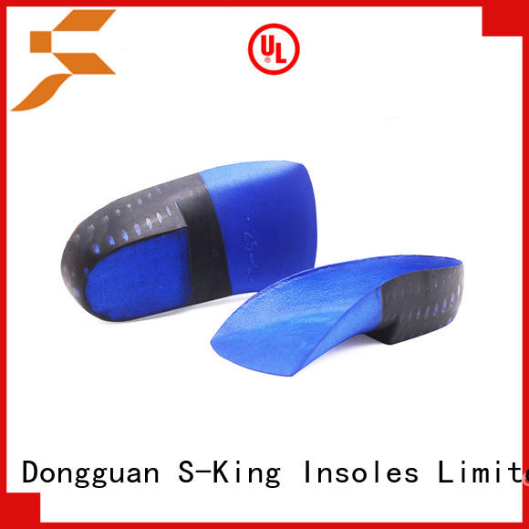 S-King High-quality kids insoles for flat feet