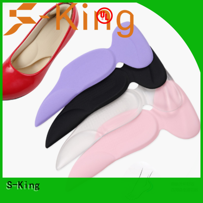 S-King heel liners for shoes too big for blister