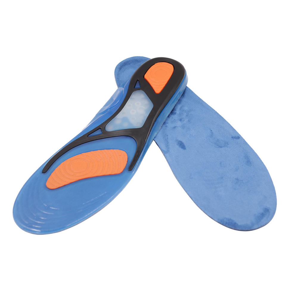 New gel insoles for sandals for forefoot pad-1