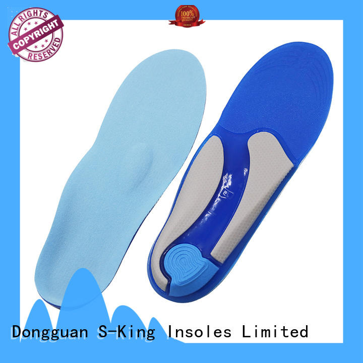 S-King softness gel active insoles stretcher for fetatarsal pad