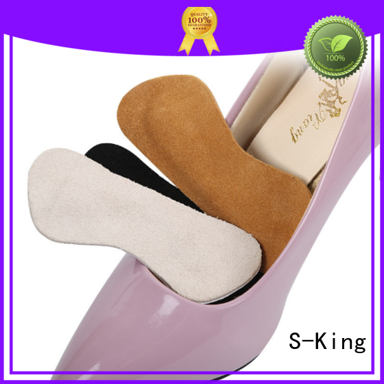 S-King Brand products lady heel liner manufacture