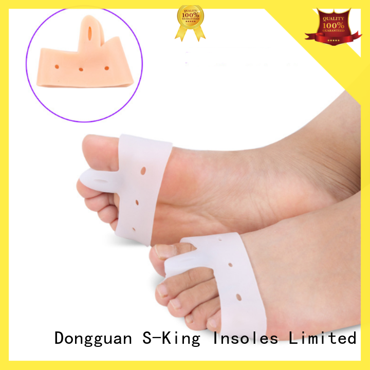 S-King silicone bunion protector Supply for mallet toes