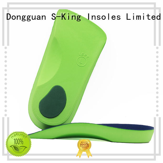orthotic insoles for flat feet orthotic adjustable full S-King Brand orthotic insoles
