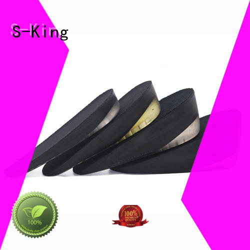shoes inserts S-King Brand shoe height insoles
