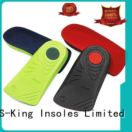 S-King orthotic soles Supply for stand