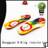 battery heated insoles king S-King Brand heated insoles