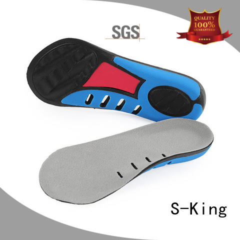 High-quality custom orthotics for plantar fasciitis factory for stand